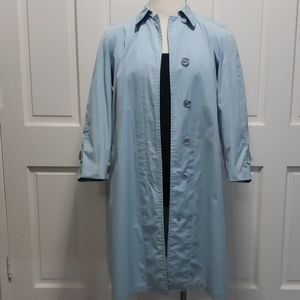 Vintage London Fog trench / rain coat